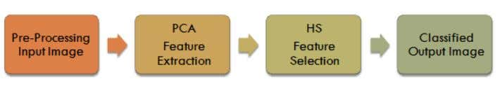 in the recognition process. This is illustrated in Figure 5. Figure 5. Block diagram of HS-based