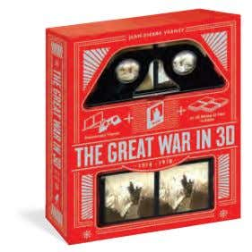 as well as local New York print, radio, and online outlets The Great War in 3D