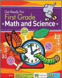 • 81869 $17.95 • 978-1-57912-897-5 • 81897 GET READY FOR KINDERGARTEN: GET READY FOR FIRST GRADE: