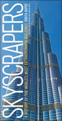 Aus. No. 80022 • 978-1-884822-22-3 • Rights: WE skYscraPers A History of the World's Most Extraordinary