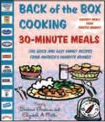 Cooking • only $19.95 $24.95 Can./£14.95 UK/$24.99 Aus. back oF the box cooking: 30-Minute Meals 500