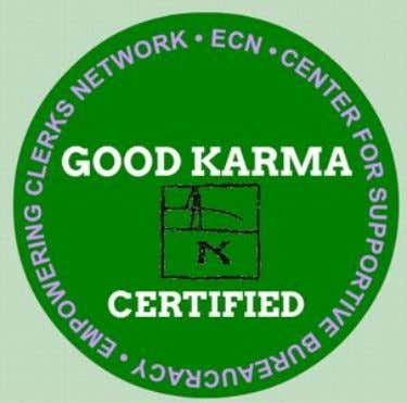 confuse good Karma for bad Karma and vice versa, as the Karma industry is highly unregulated.
