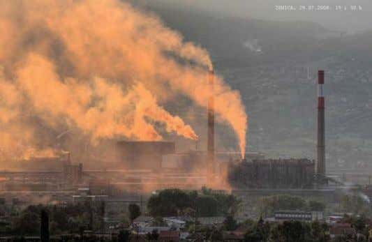 but at the time of writing no results have been released. The city of Zenica suffers