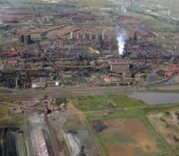 3 ArcelorMittal in South Africa – going nowhere slowly ArcelorMittal in Vanderbijlpark, South Africa. Photo by