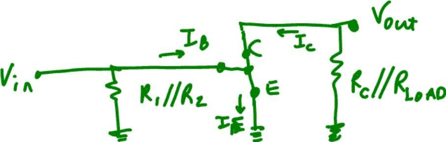 "we w ould end up at the following ""equivalent"" circuit: As you see the above approach"