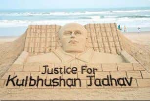 Pak allows Jadhav to meet mother, wife on December 25 Indian spy Kulbhushan Jadhav was sentenced