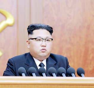 of a war, Pyongyang said. The article warned US President North Korean leader Kim Jong‑un Donald