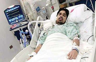 INDIAN STUDENT SHOT AT IN CHICAGO Mohammed Akbar (Image courtesy: ndtv.com) Hyderabad: An Indian student from