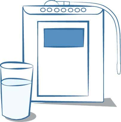 superior to that of an alkalizer because alkaline water from a water ionizer will have higher