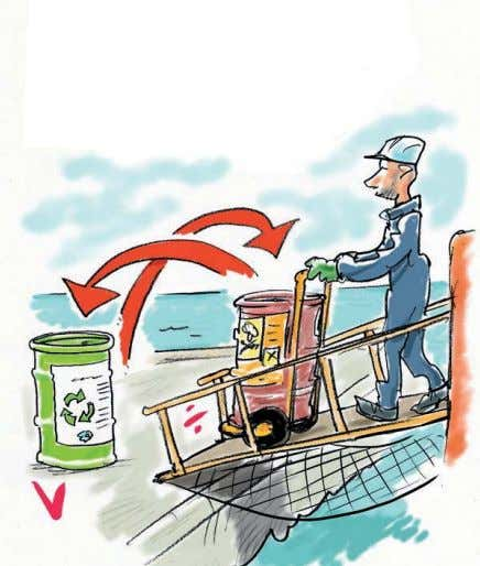 company procedures. USING CHEMICALS ON BOARD SMALL SHIPS 2 Generally, there are many more chemicals on