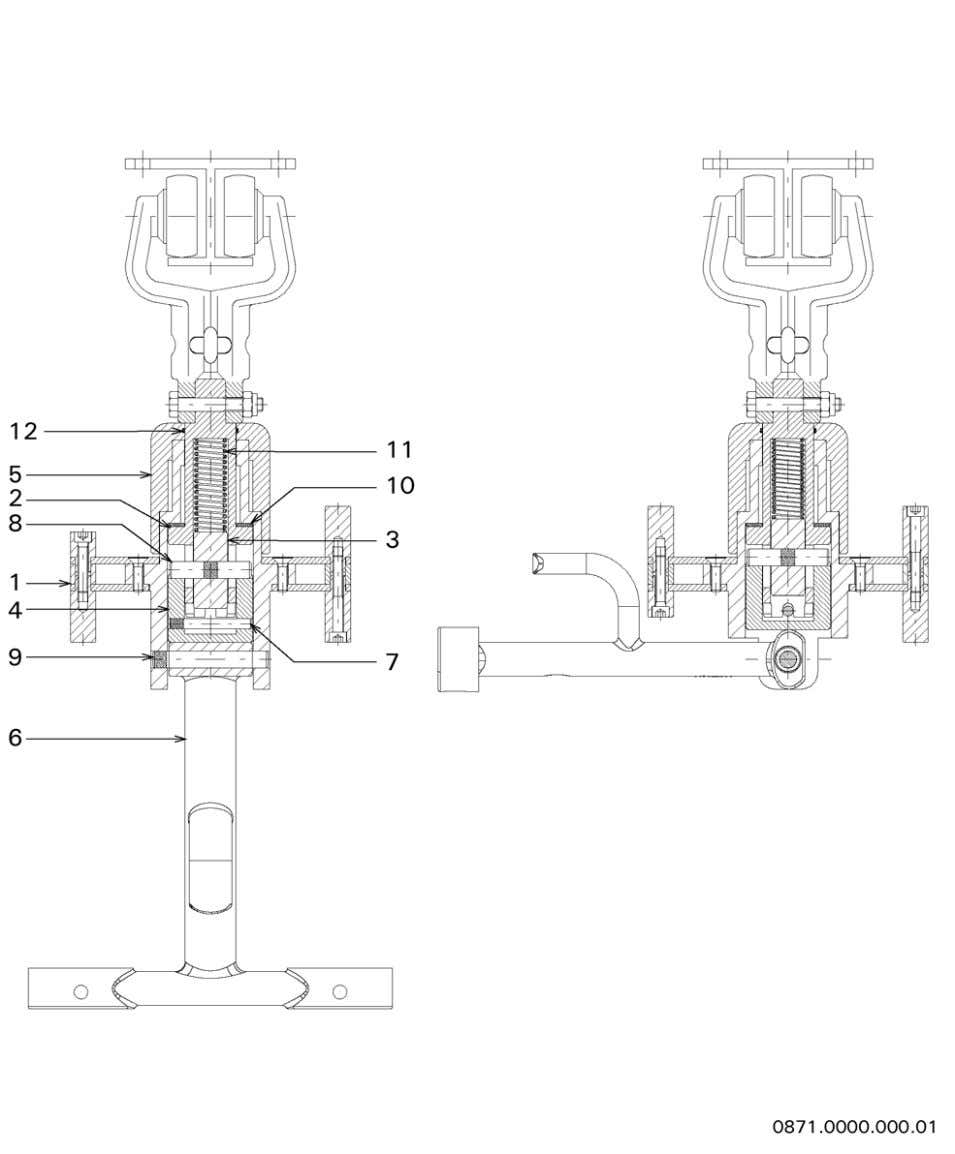 Shackle rotating unit revision 4 © Meyn Food Processing Technology B.V. 11