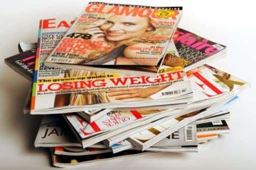 Re-Imagination of Magazines… THEN… Piles of Print Copies NOW… (Flipboard) More Content / Always Up -