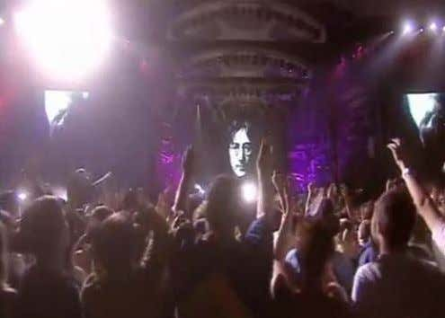 of Artists / Concerts… THEN… Big Screen Tributes NOW… (Tupac @ Coachella…) 3D / Life-Like /