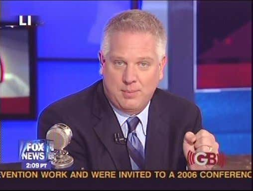 for 'Talent'… THEN… (Glenn Beck on Fox News) NOW… (GBTV - Digital) With 300K Subscribers +