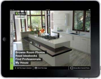 (Houzz / One Kings Lane…) Communication Platform for Designers & Consumers / Share / Discover &