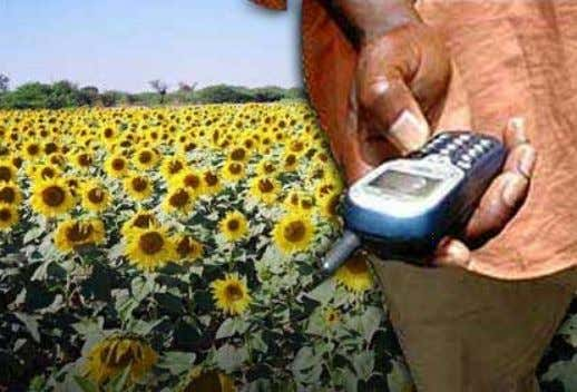 in India Receive Government Subsidies Via Mobile Devices* Note: There are 90MM Kisan credit card users