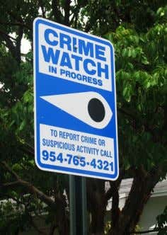 Crime Awareness… THEN… Warning Signs / Community Reports NOW … (SFPD / CrimeMapping) Centralized Database /