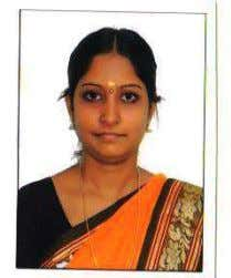 of Arts and Science for Women, Perambalur, Tamil Nadu ,India Ms.KIRUTHIKA.A - Received M.C.A., M.Phil Degree