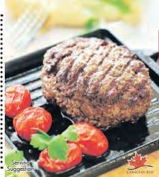 "Stau ers Our Own 1/3 lb. Prime Rib Beef Burgers 2 pack 5 97 8"" Decorated"