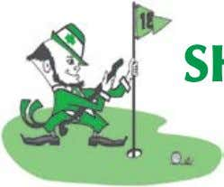 43rd Annual SHILLELAGH OPEN Sponsored by Shillelagh Foundation, Inc. Sunday, September 10, 2017 18-Hole Scramble
