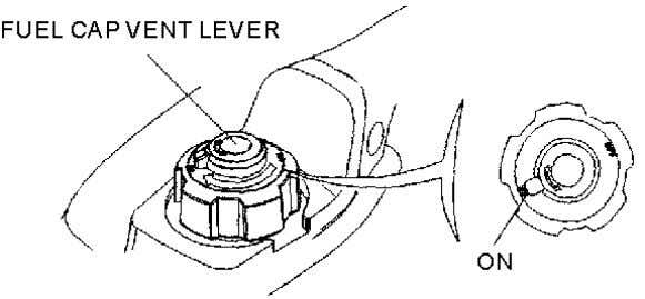 lever to the OFF position when transporting the generator. 2. Turn the engine switch to the