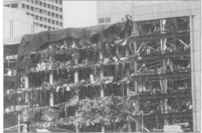 The Author Wall Street Reacts Favorably WHAT IS TERRORISM? Oklahoma City, Oklahoma, 1995 Flint, Michigan, 1996