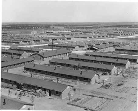Presidential Order 9066 : All persons of Japanese ancestry must be relocated to US Internment Camps