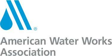 Testing, and Maintenance Manual of Water Supply practiceS The Authoritative Resource on Safe Water® M 44