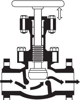 TYPES AND SELECTION OF VALVES 11 Figure 2–1 © • suitability for both on–off and flow