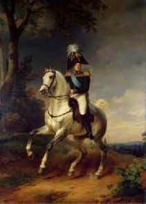 led it all the way to Paris and the overthrow of Bonaparte. Alexander led his victorious