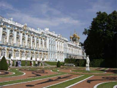 to be in order to gain access to the Tsar and his family. Tsarskoe Selo (Tsar's