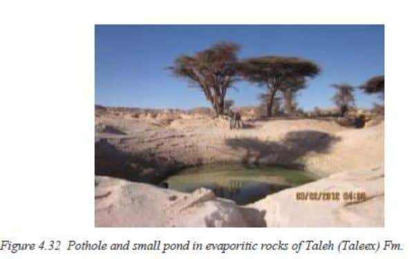 ARBA MINCH UNIVERSITY The Auradu limestones (Ea) are also very promising aquifer as they may yield