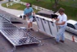 Definitions: PV Panel • Panel: A group of modules that is the basic building block of