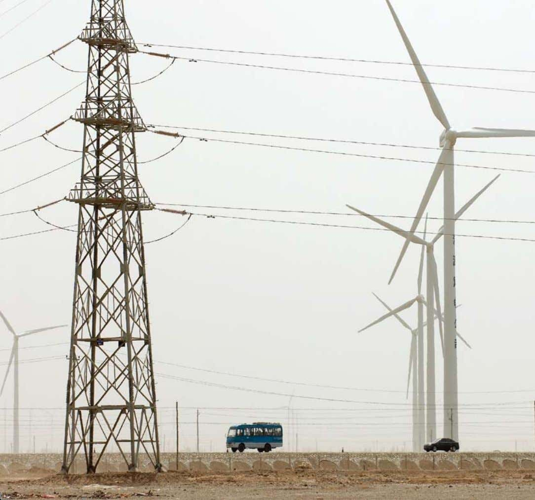 004 China Wind Power Report · 2007 Present Status of 2 Development