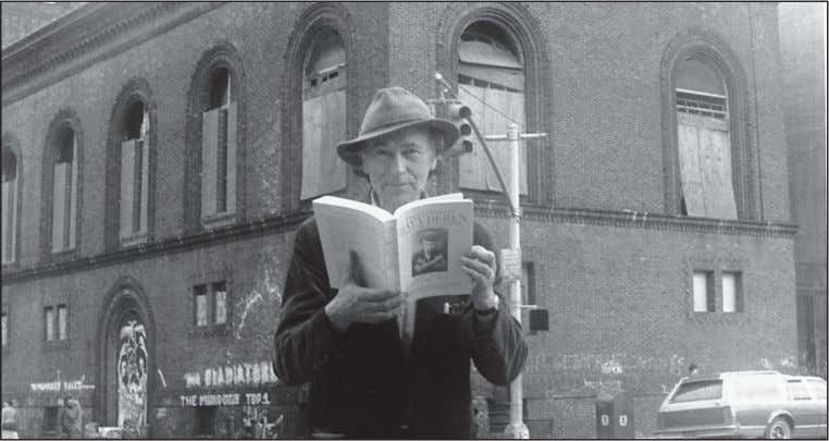 for friends in need BENEFITS COMPILED BY SCOTT STIFFLER Anthology Film Archives founder Jonas Mekas, circa