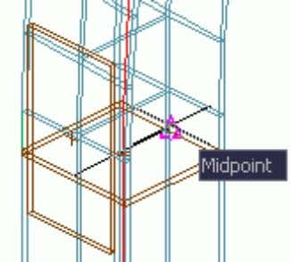 the midpoint of the opposite edge. The plate is split. Beam and plate processings With the