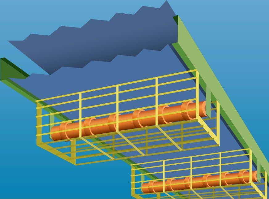 be taken into account when doing the hazard assessment . FIGURE 2-26 RETURN ROLLER RETAINING DEVICE