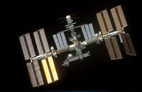 Landscape of 21 s t Century American Spaceflight The International Space Stattion (ISS), the most complex
