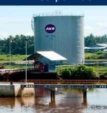 Refineries Oil Tanker AKR Corporindo Petroleum Hub Terminal Retail Stations Small Vessel Barge Truck PT AKR