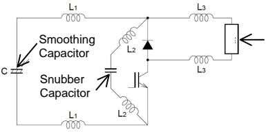 Smoothing Capacitor Snubber Capacitor