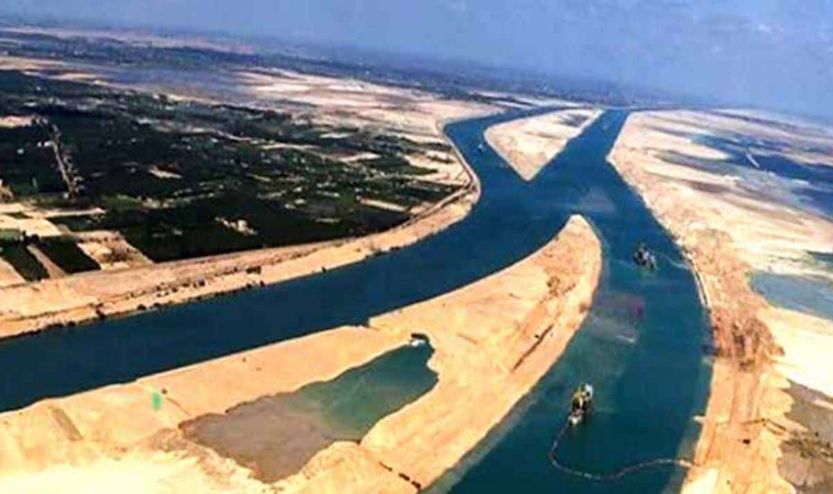 Egypt has created two economic zones; namely, the Suez Canal Economic Zone and the Golden Triangle