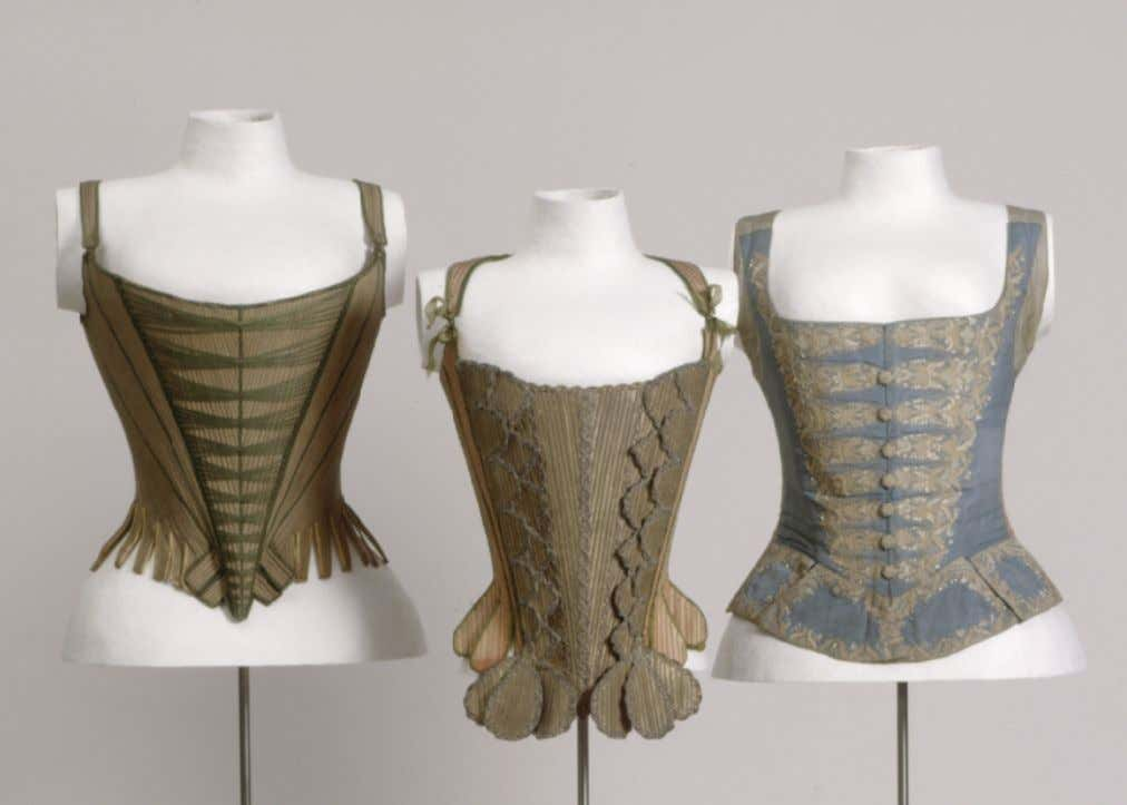 German Stays c. 1780 (German National Museum)