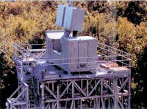 Low Level Transportable Radars (c) LLLWR: Low Level Light Weight Radars (LLLWRs) are being inducted