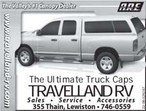 TheThe VValley'alley'ss #1#1 CaCanopynopy DealerDealer The Ultimate Truck Caps