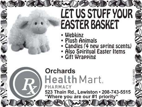 March 28th, 29th, 30th, 12pm-4pm. Hope to see you! SALES ORCHARDS 3816 15TH STREET E, Saturday,