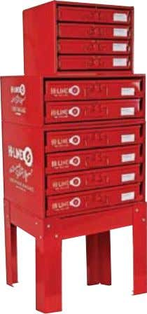 24–48 52–61 68 83 65–67 83 62 63–64 All Hi-Line Pre-made Assortments come with a parts