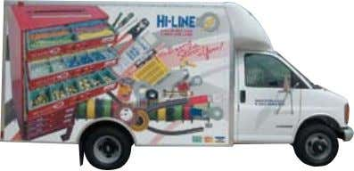Territory Manager's fully stocked mobile store comes to you for immediate service. 1-800-944-5463 www.hi-line.com