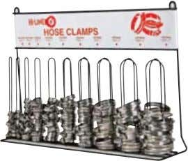 Cabinetry Cabinetry 10 #HCR10 Hose Clamp Rack (#04-#36) #ACC6 Chemical Caddy #ACR6 Chemical Rack (Wall mounted)