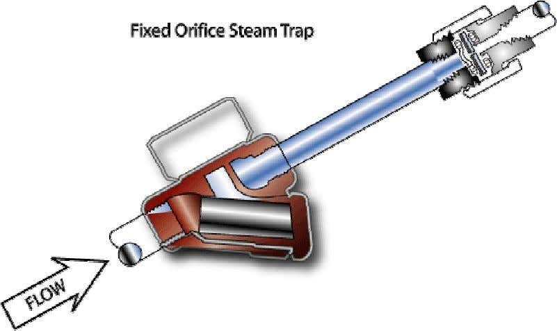 a careful analysis of appropriateness is recommended. 04. Importance of Traps: Steam is used both for