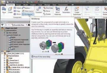 Learning Resources Accelerate the adoption of Digital Prototyping. Inventor software offers a range of learning and